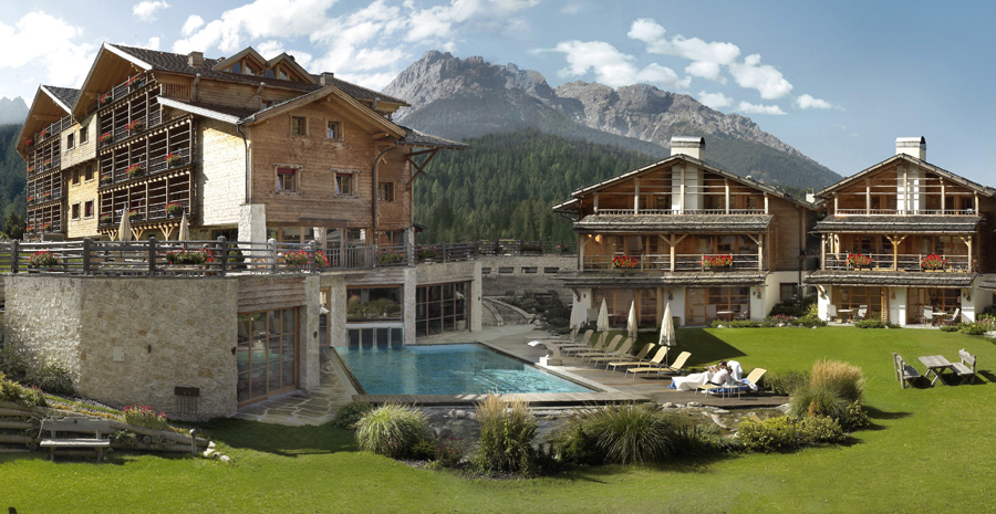 Dolce Vita Post Alpina Family Chalet