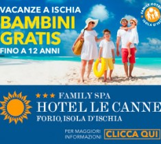 Le Canne Ischia Family Hotel